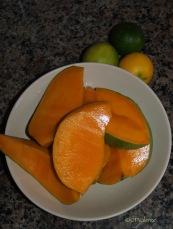 Tangerines and Mango